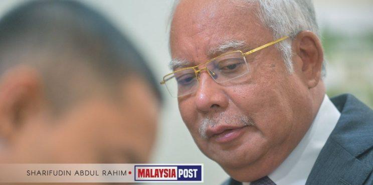 Najib nafi disenaraikan dalam Pandora Papers