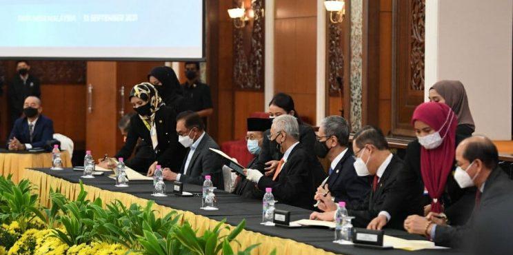 Impak MoU dengan pembangkang cetus ketenangan politik negara – PM