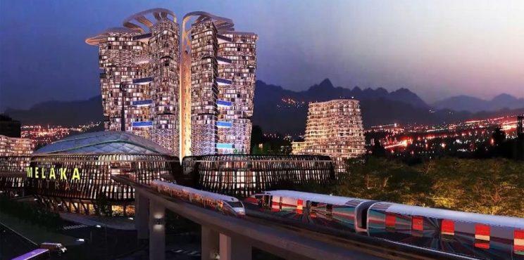 Pelaburan RM3.5 bilion bawa nikmat ekonomi kepada penduduk Melaka